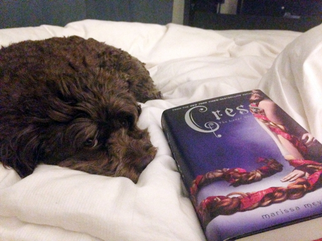 Cress_Book