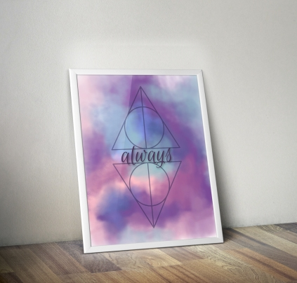 Always - Deathly Hallows - Harry Potter