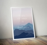 Great Perhaps - Looking for Alaska - John Green - Francois Rabelais